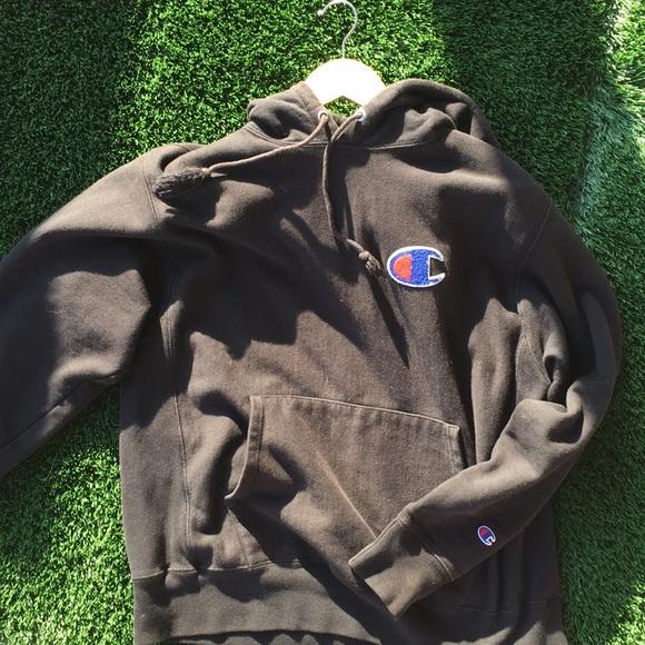 897f481af36b Champion Sweaters | Chanpion Hooded Sweatshirt | Poshmark